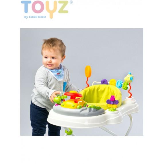 Detské chodítko Toyz Stepp - purple