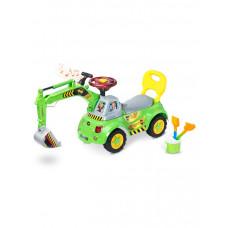 Detské odrážadlo Toyz Scoop green Preview