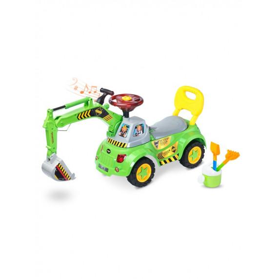 Detské odrážadlo Toyz Scoop green