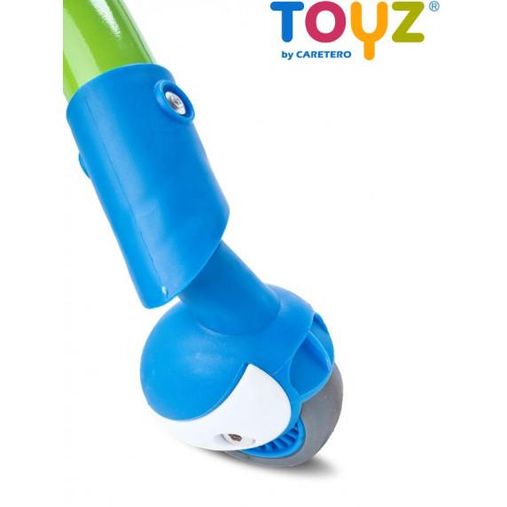 Detské jezdítko 2v1 Toyz Beetle blue