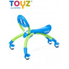 Detské odrážadlo 2v1 Toyz Beetle - modré Preview