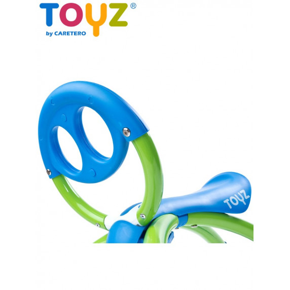 Detské jezdítko 2v1 Toyz Beetle green