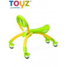 Detské odrážadlo 2v1 Toyz Beetle - zelené Preview
