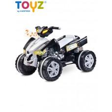 Elektrická štvorkolka Toyz Raptor black Preview