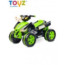 Elektrická štvorkolka Toyz Raptor green Preview