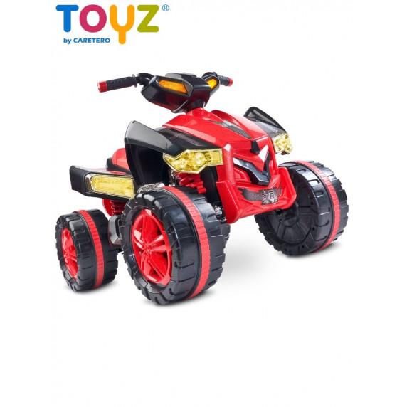 Elektrická štvorkolka Toyz Raptor blue