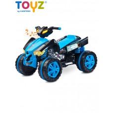 Elektrická štvorkolka Toyz Raptor blue Preview