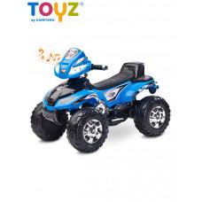 Elektrická štvorkolka Toyz Cuatro blue Preview