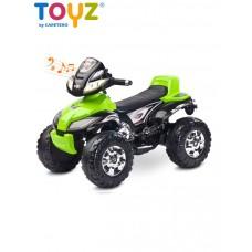 Elektrická štvorkolka Toyz Cuatro green Preview