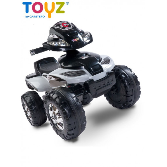 Elektrická štvorkolka Toyz Cuatro grey