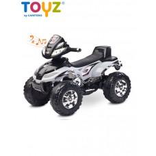 Elektrická štvorkolka Toyz Cuatro - grey Preview