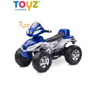 Elektrická štvorkolka Toyz Cuatro navy