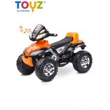 Elektrická štvorkolka Toyz Cuatro orange Preview