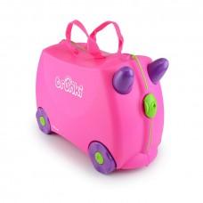 TRUNKI cestovný kufrík a odrážadlo Trixi Preview