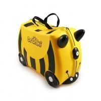 TRUNKI cestovný kufrík a odrážadlo Včielka