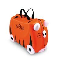 TRUNKI cestovný kufrík a odrážadlo Tiger