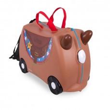 TRUNKI Cestovný kufrík - Bronco - Kovboj Preview
