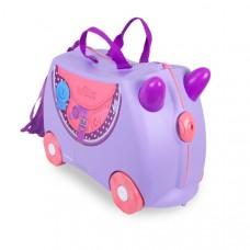 TRUNKI Cestovný kufrík - Bluebell - Poník Preview
