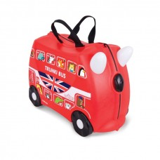 TRUNKI Cestovný kufrík - Boris - Autobus Preview