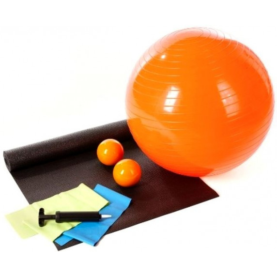 Pilates ULTRASPORT COMBO SET 7 dielna sada