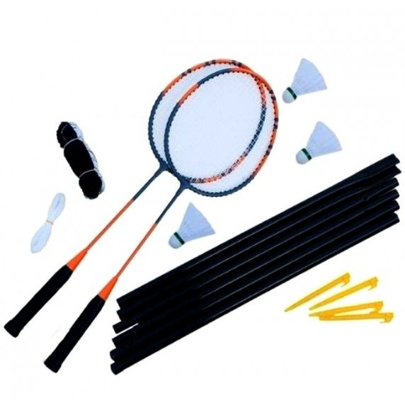 Bedminton set ULTRASPORT 2 Pack + Sieť