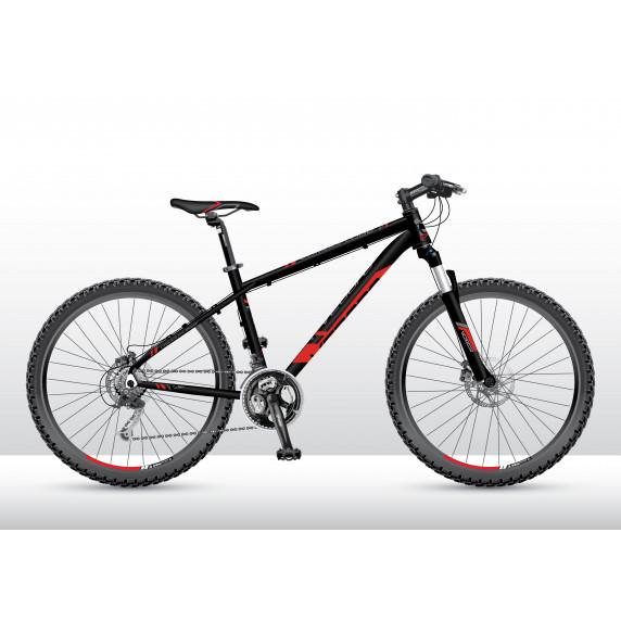 """VEDORA pánsky bicykel Camouflage 700 DISC 27,5"""" 2019"""