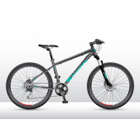 """VEDORA pánsky bicykel Camouflage 700 DISC 27,5"""""""