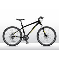 "VEDORA pánsky bicykel Camouflage 800 DISC Hydraulic 27,5"""