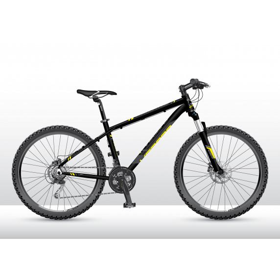 "VEDORA pánsky bicykel Camouflage 800 DISC Hydraulic 27,5"" 2019"