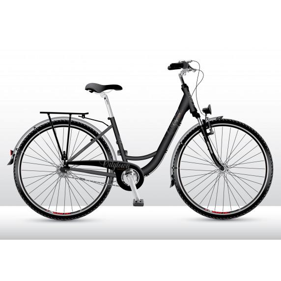 VEDORA dámsky bicykel City town 28 2019