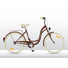 VEDORA dámsky bicykel Deluxe 26 Nexus 2019 Preview