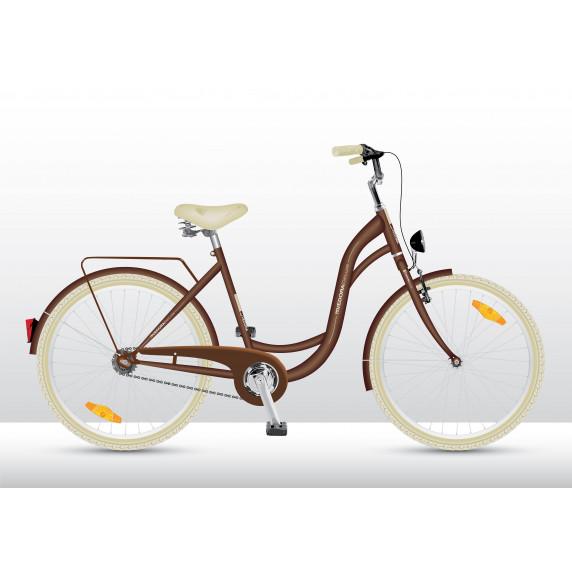 VEDORA dámsky bicykel Deluxe 26 Nexus 2019
