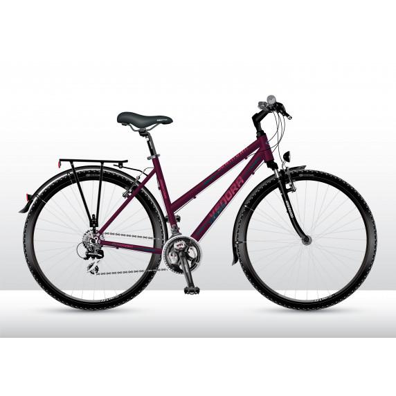 VEDORA dámsky bicykel Downtown T5 2019
