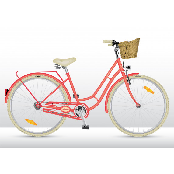 VEDORA dámsky bicykel Elegance 28 Plus 2019