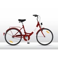 VEDORA dámsky bicykel Lady 24 2019 Preview