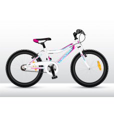 """VEDORA dievčenský bicykel Intro 100 20"""" Preview"""