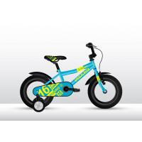 "VEDORA chlapčenský bicykel Puding s postrannými kolieskami 16"""