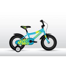 """VEDORA chlapčenský bicykel Puding s postrannými kolieskami 16"""" Preview"""