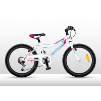 "VEDORA dievčenský bicykel Intro 200 20"" 2019"
