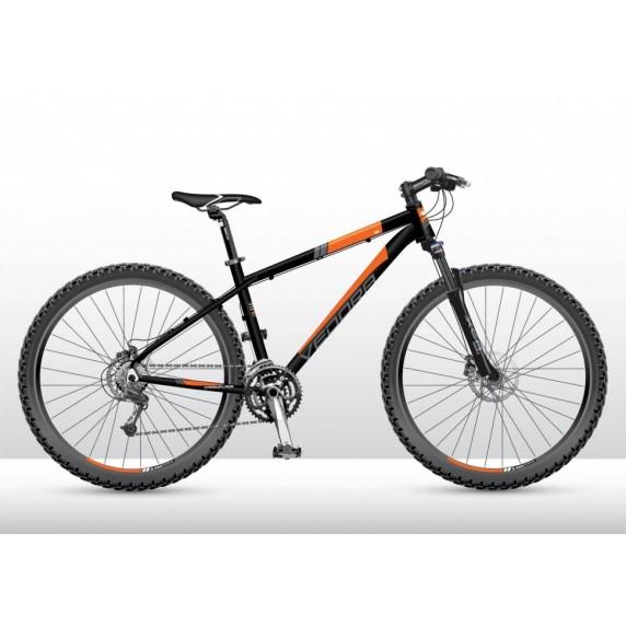 VEDORA Camouflage 700 disc pánsky bicykel