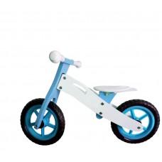 """Wooden Toys Basic cykloodrážadlo 12"""" - modré Preview"""