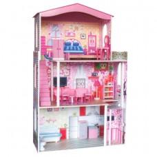 Woodyland farebný domček s výťahom Preview
