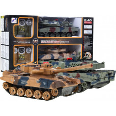 RC Tank Leopard set Preview