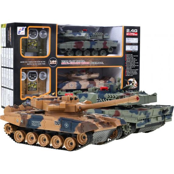 RC Tank Leopard set